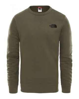 The North Face M Street Fleece Pullover - New Taupe Green