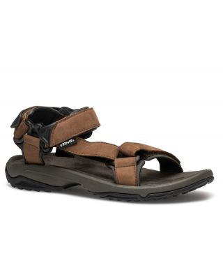 Teva Terra Fi Leather -  Brown
