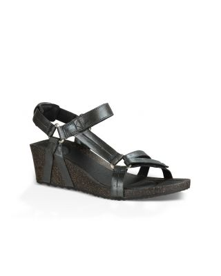 Teva Ysidro Universal Wedge - Metallic