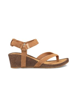 Teva Mahonia Wedge Thong
