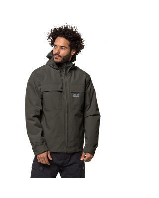 Jack Wolfskin Winter Rain Jacket M