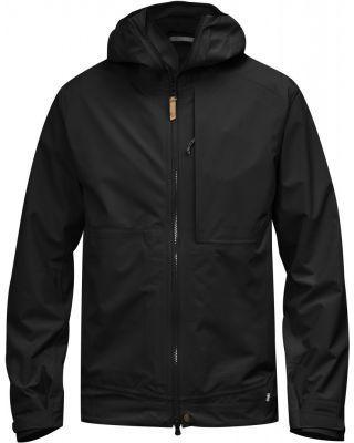 Fjallraven Abisko Eco-Shell Jacket - Black