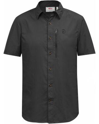 Fjallraven Abisko Hike Shirt - Dark Grey