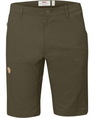 Fjallraven Abisko Lite Shorts - Dark Olive