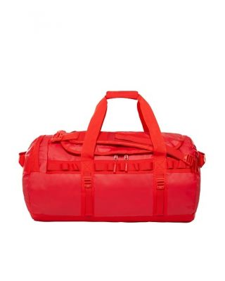 The North Face Base Camp Duffel Medium - Rage Red/Fiery Red