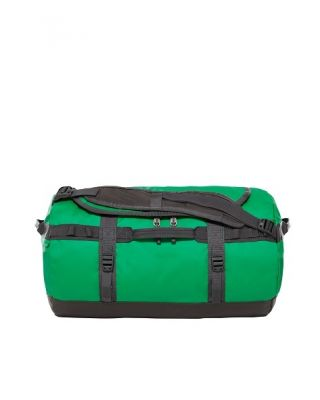 The North Face Base Camp Duffel Small - Primary Green/Asphalt Grey