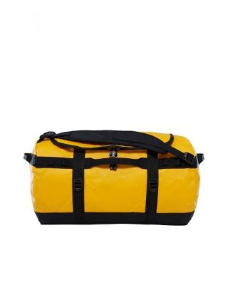 The North Face Base Camp Duffel Small - Summit Gold/TNF Black