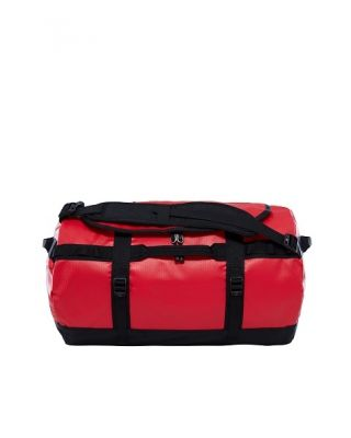 The North Face Base Camp Duffel Small -TNF Red/TNF Black