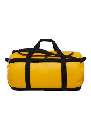 The North Face Base Camp Duffel XL - Summit Gold-TNF Black