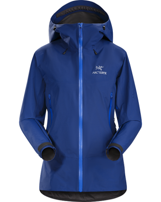 Arc'teryx Beta SL Hybrid Jacket Women's - Mystic
