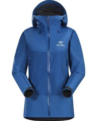 Arc'teryx Beta SL Hybrid Jacket Women's - Poseidon
