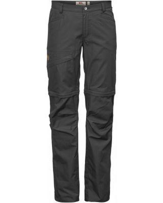 Fjallraven Daloa Shade Zip-Off Trousers - Dark Grey