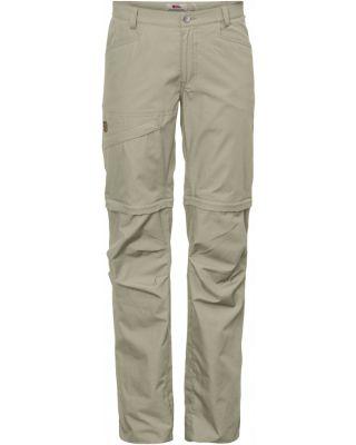 Fjallraven Daloa Shade Zip-Off Trousers - Limestone