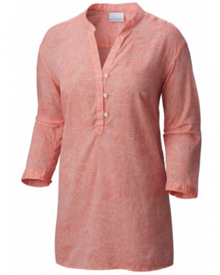 Columbia Early Tide Tunic - Lychee