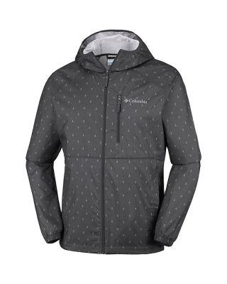 Columbia Men's Flash Forward Windbreaker Print Jacket