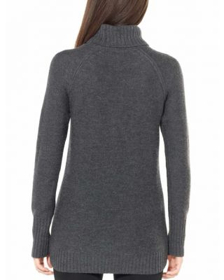 Icebreaker Womens Waypoint Roll Neck Sweater