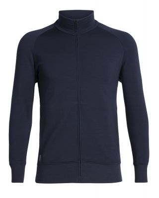 Icebreaker Mens Lydmar Long Sleeve Zip