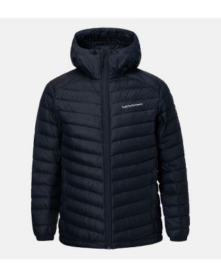 Peak Performance Pertex Frost Down Hooded Jacket