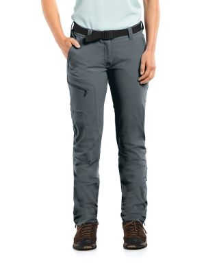 Maier Inara Slim Pants - Graphite