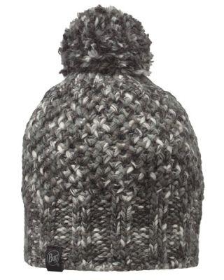 Buff Knitted Hat - Margo Grey