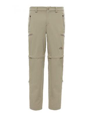 The North Face M Exploration Convertible Pant Regular