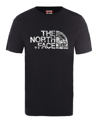 The North Face S/S Wood Dome Tee