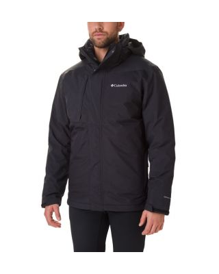Columbia Tolt Track Interchange Jacket