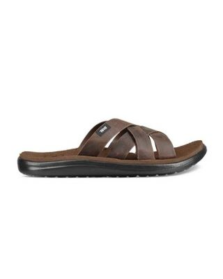 Teva Voya Slide Leather