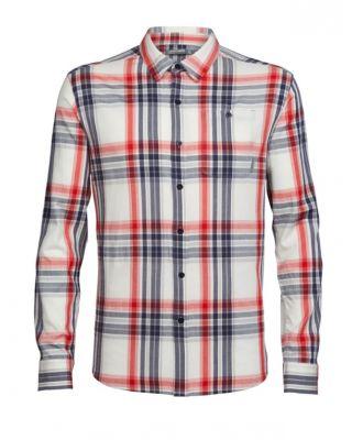 Icebreaker Mens Compass LS Shirt
