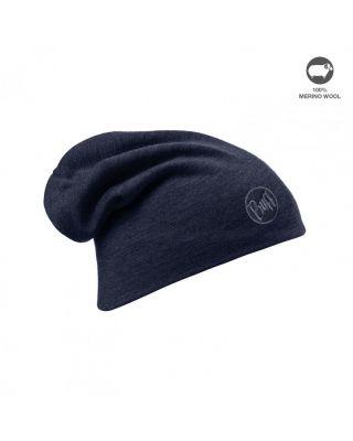 Buff® Merino Wool Thermal Hat Solid Denim