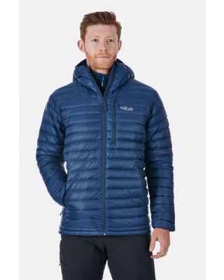 Rab Microlight Long Jacket
