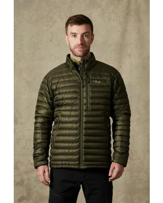 Rab Microlight Jacket - Army