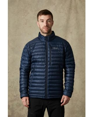 Rab Microlight Jacket - Deep Ink