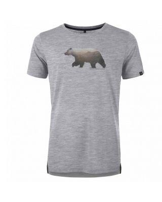 Pally 'Hi GRIZZLAND Men T-Shirt