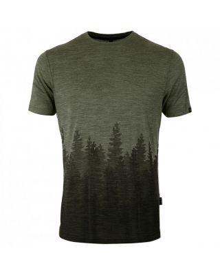 Pally 'Hi ORGANIC SKYLINE Men T-shirt
