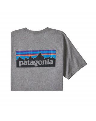 Patagonia Men's P-6 Logo Responsibili-Tee®