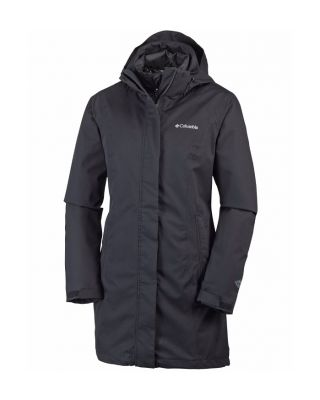 Columbia Women's Salcantay Long Interchange Jacket