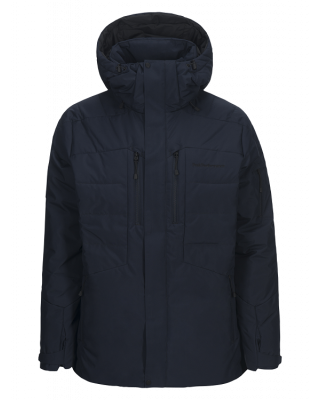 Peak Performance Men's Shiga Padded Ski Jacket - Slate Blue