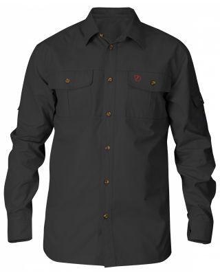 Fjallraven Singi Trekking Shirt - Dark Grey