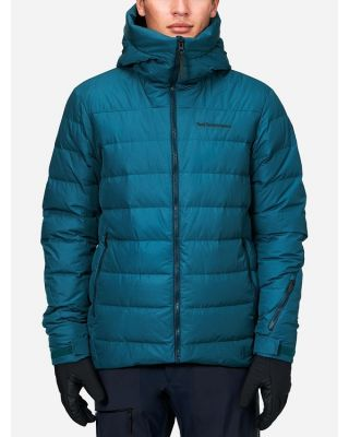 Peak Performance Men's Padded Spokane Ski Jacket