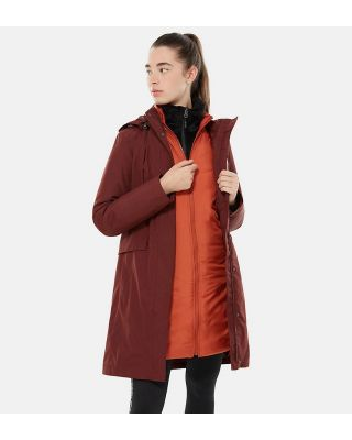 The North Face W Suzanne Triclimate Parka