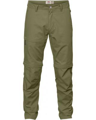Fjallraven Traveller Zip-Off Trousers - Savanna