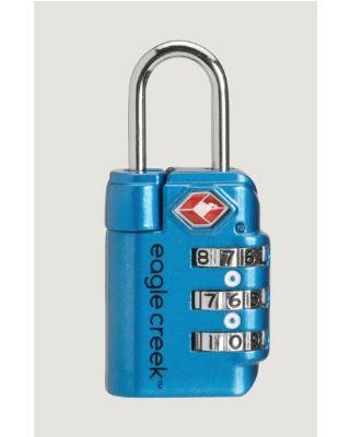 Eagle Creek Travel Safe TSA Lock - Brilliant Blue