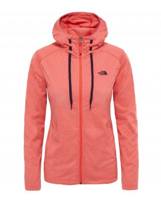 The North Face W Tech Mezzaluna Hoodie