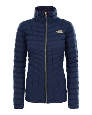 The North Face W Thermoball Full Zip Jacket - Urban Navy