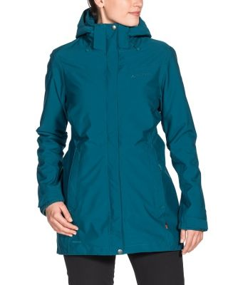 Vaude Wo Idris 3in1 Parka - Dragonfly