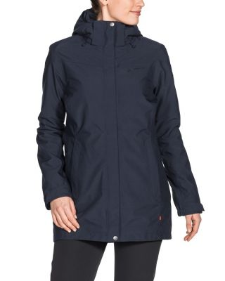 Vaude Wo Idris 3in1 Parka - Eclipse