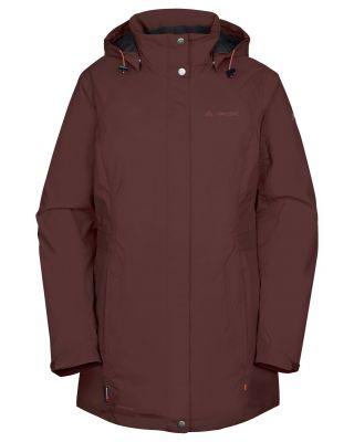 Vaude Wo Pembroke Jacket III - Berry
