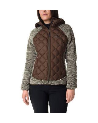 Columbia Techy Hybrid Fleece