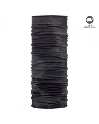 Buff Wool - Garment Dye Black Dye